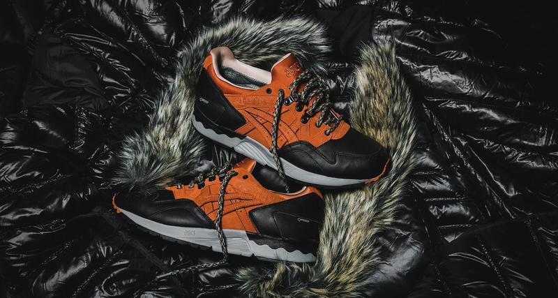 Zapatos Packer X Asics Gel-lyte V Tex Gore TXLQwOh