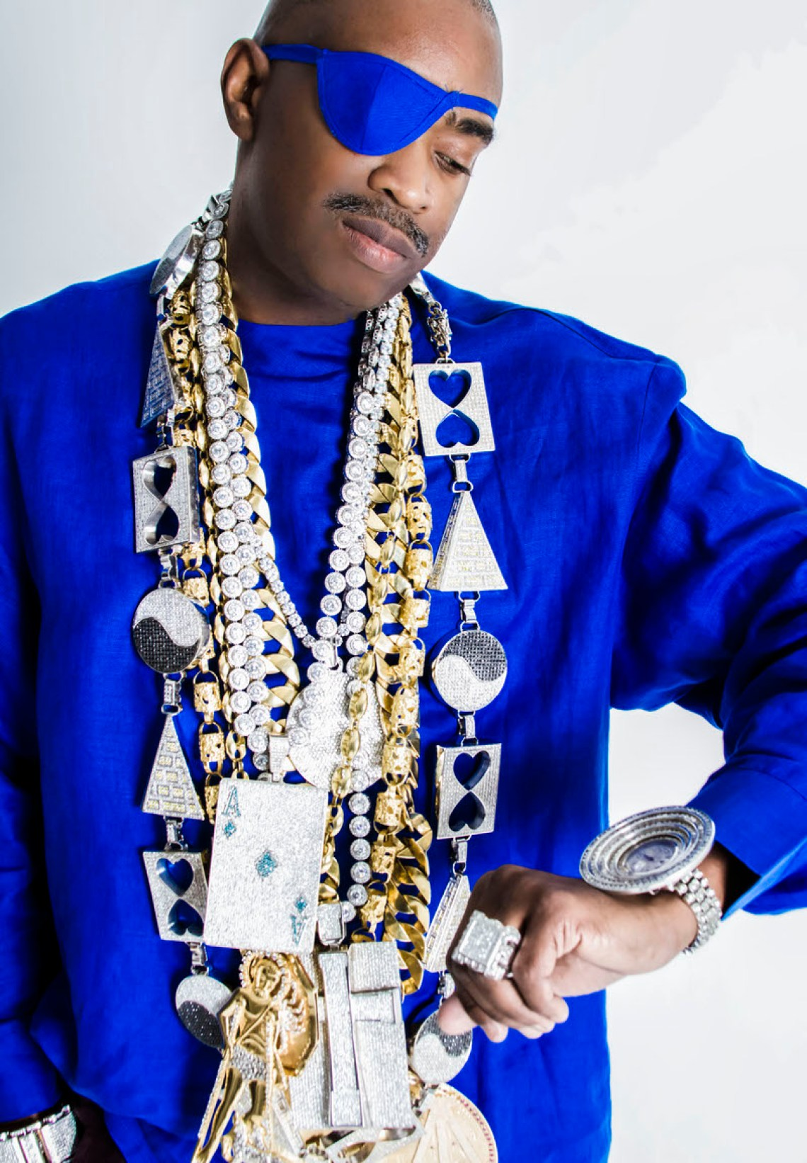 Slick Rick // Portrait of a Fashion Renaissance Man