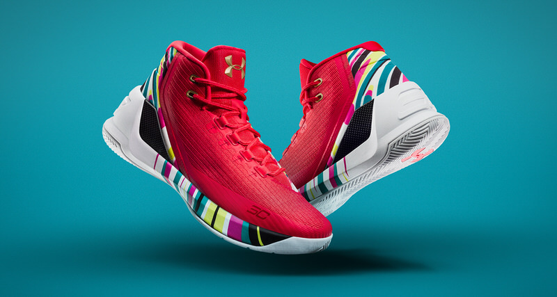 "Under Armour Curry 3 ""Chinese New Year"""
