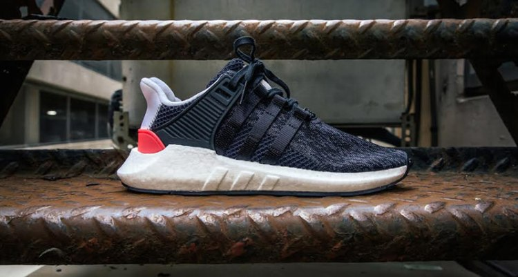 """adidas EQT Support 93/17 """"Turbo Red"""""""
