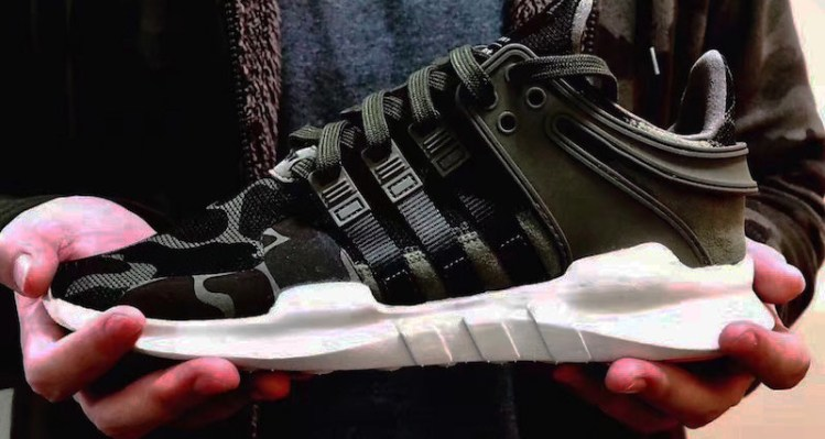 "adidas EQT Support ADV ""Camo Pack"""
