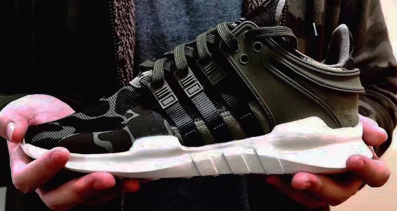 "huge discount d2f0a d4e26 adidas EQT Support ADV ""Camo Pack""  First Look"