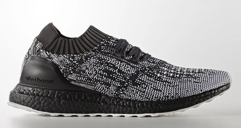 adidas Ultra Boost Uncaged Black/Grey