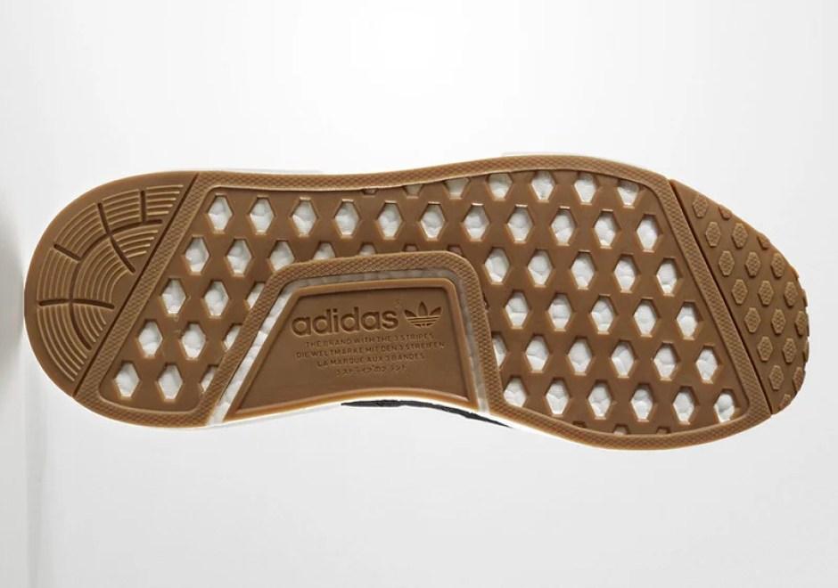 "adidas NMD R1 Primeknit ""Gum Pack"""