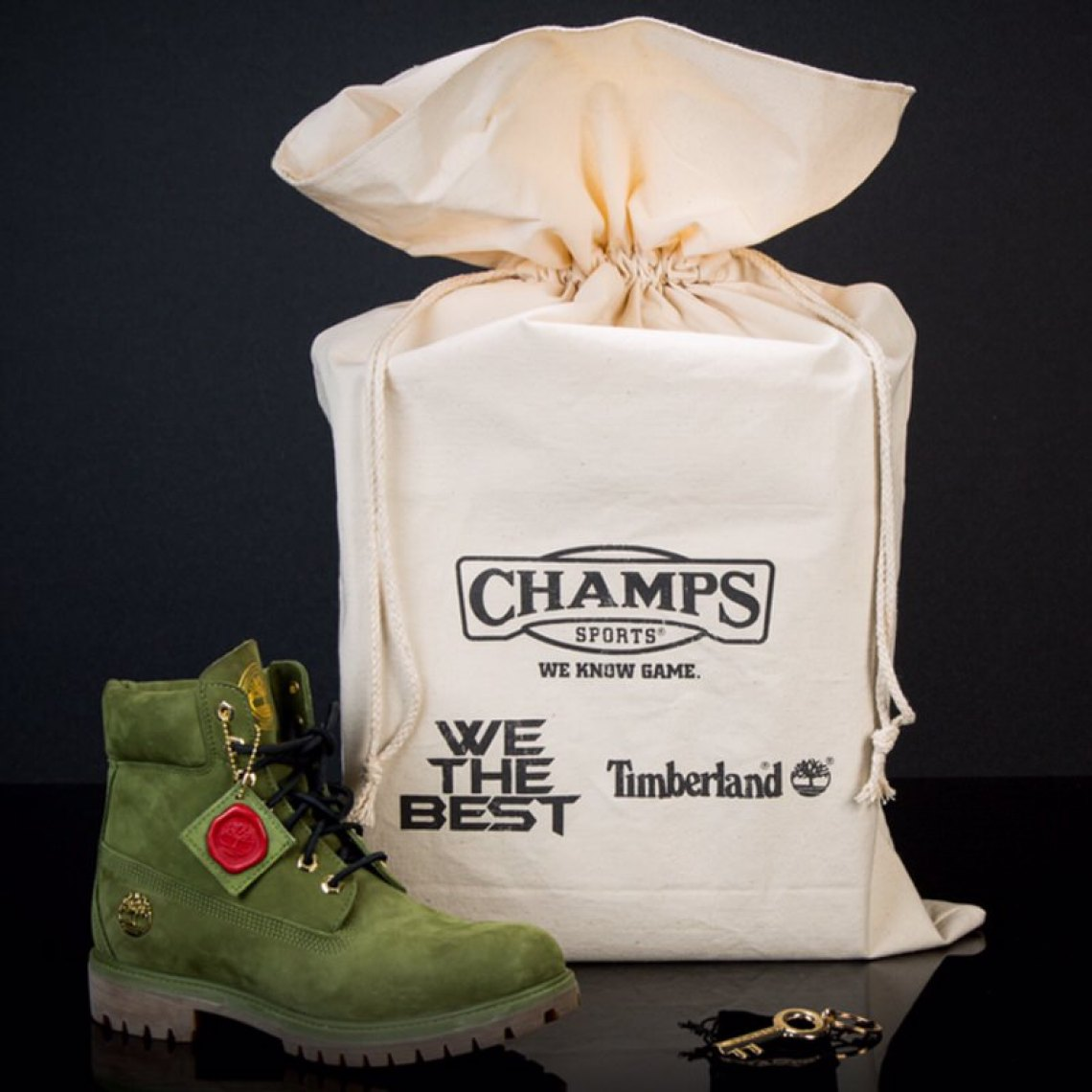 This Collaborative DJ Khaled x Timberland Boot Releases Exclusively ... 0aa5047da