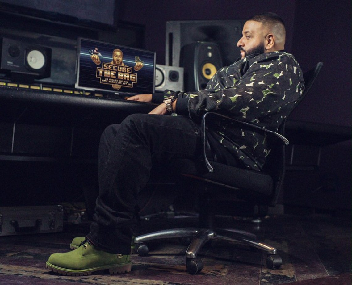 ad343398f67 This Collaborative DJ Khaled x Timberland Boot Releases Exclusively ...