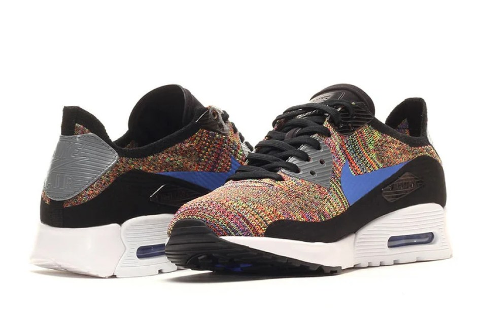 """Nike Air Max 90 Flyknit 2.0 """"Multicolor"""""""