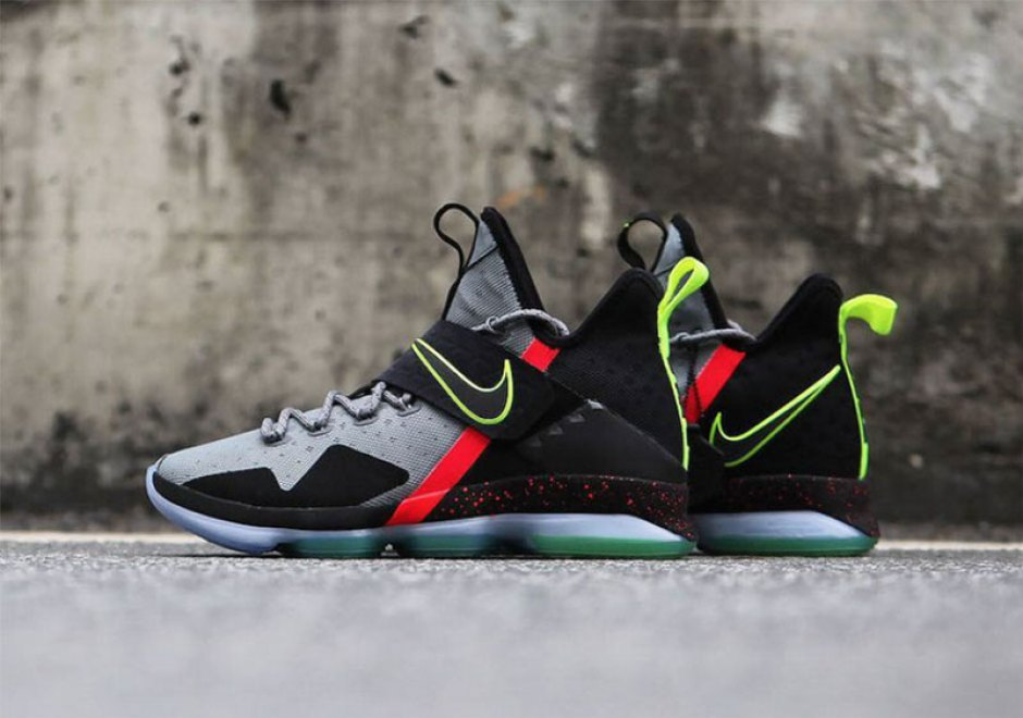 "Nike LeBron 14 ""Out of Nowhere"""