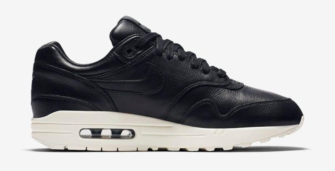 "NikeLab Air Max 1 Pinnacle ""Black"""