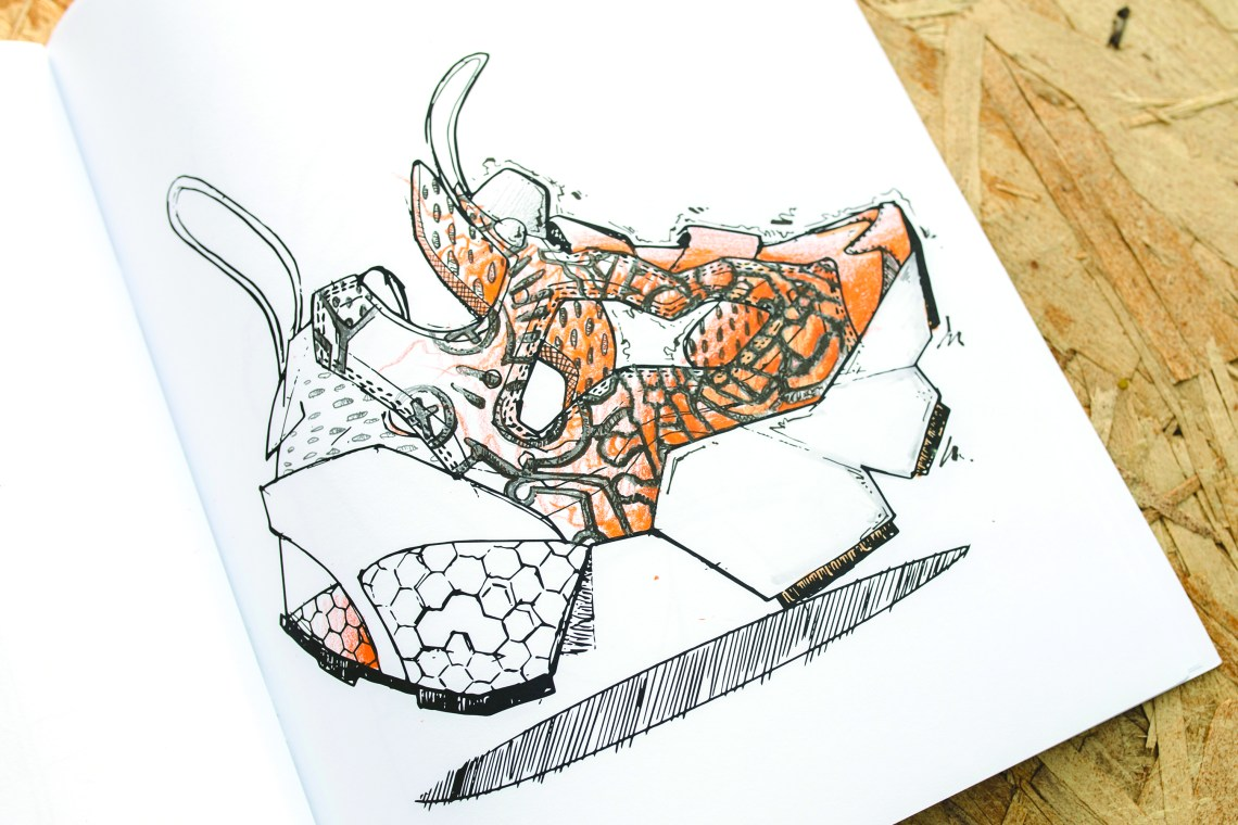 Color Me Cool Launches Sneaker Coloring Book for Adults | Nice Kicks