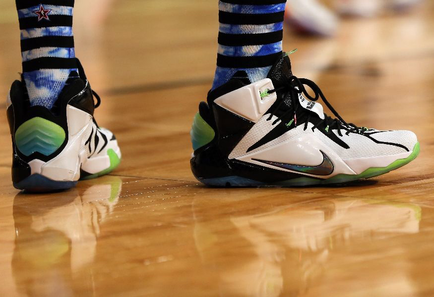 Every All-Star Weekend Sneaker Worn By LeBron James  2a2300d8d7fd