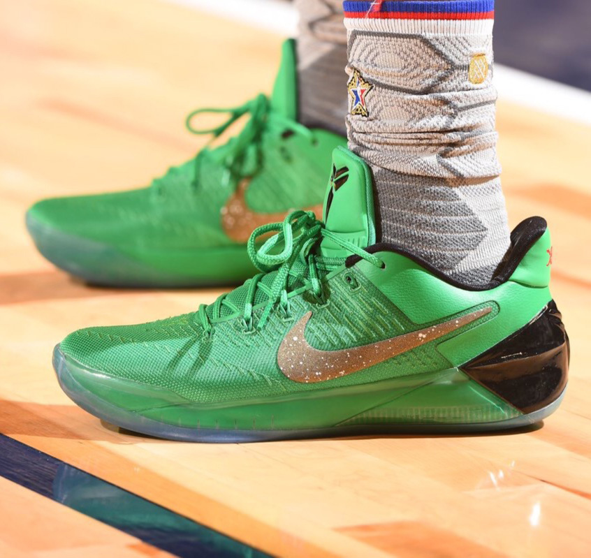 The Best Kicks On Court From The 2017 NBA All-Star Game