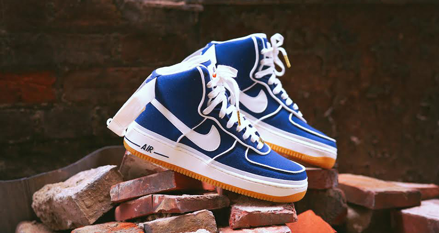 nike air force 1 high release dates