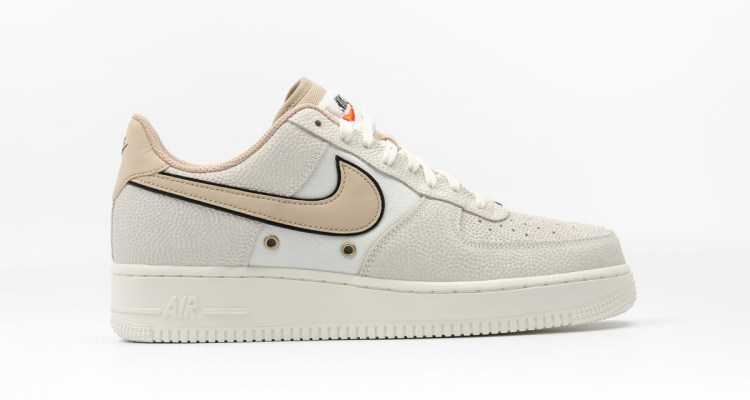 brand new 8c15a 5c6bc Nike Air Force 1 Low Linen Sail