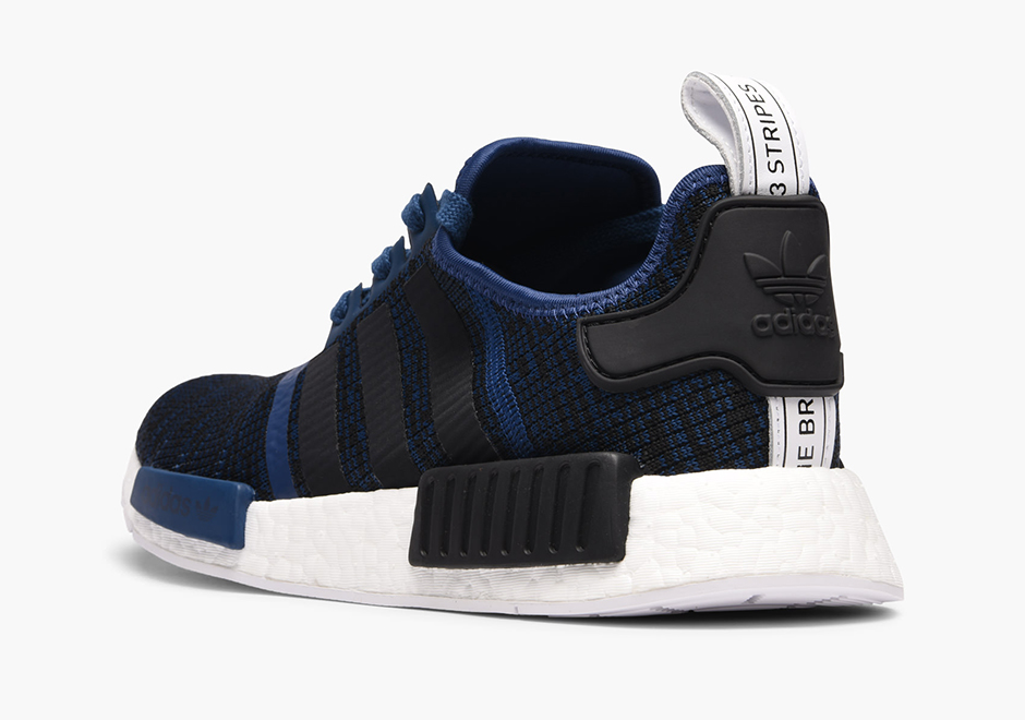 Adidas NMD_R1 Core Black Winter Wool NMD R1 PK BB0679
