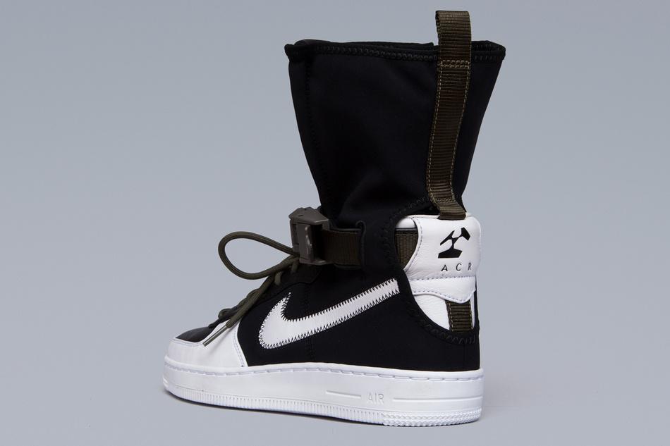 watch e5ce0 fe25a ... ACRONYM x Nike AF1 Downtown Hi SP