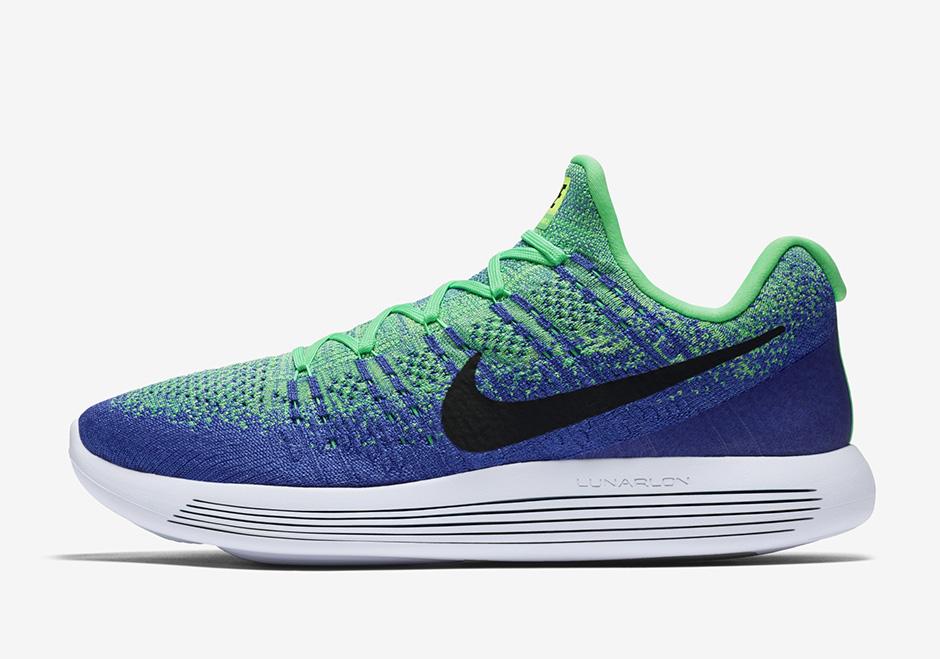 "Nike LunarEpic Flyknit 2 ""Electro Green"""