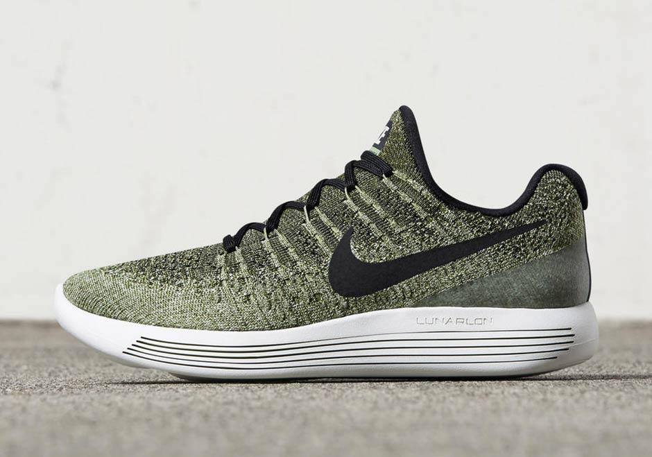 "Nike LunarEpic Flyknit 2 ""Rough Green"""
