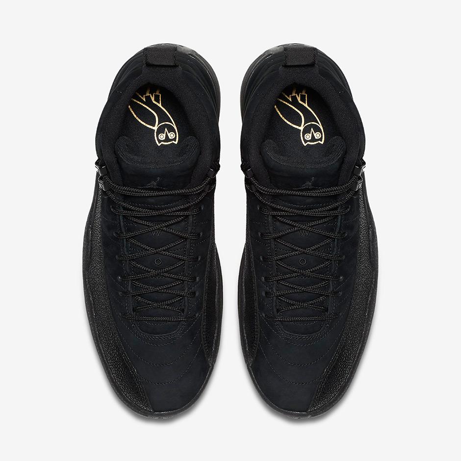 "huge selection of ea8cd d9cce Air Jordan 12 OVO ""Black"" ..."
