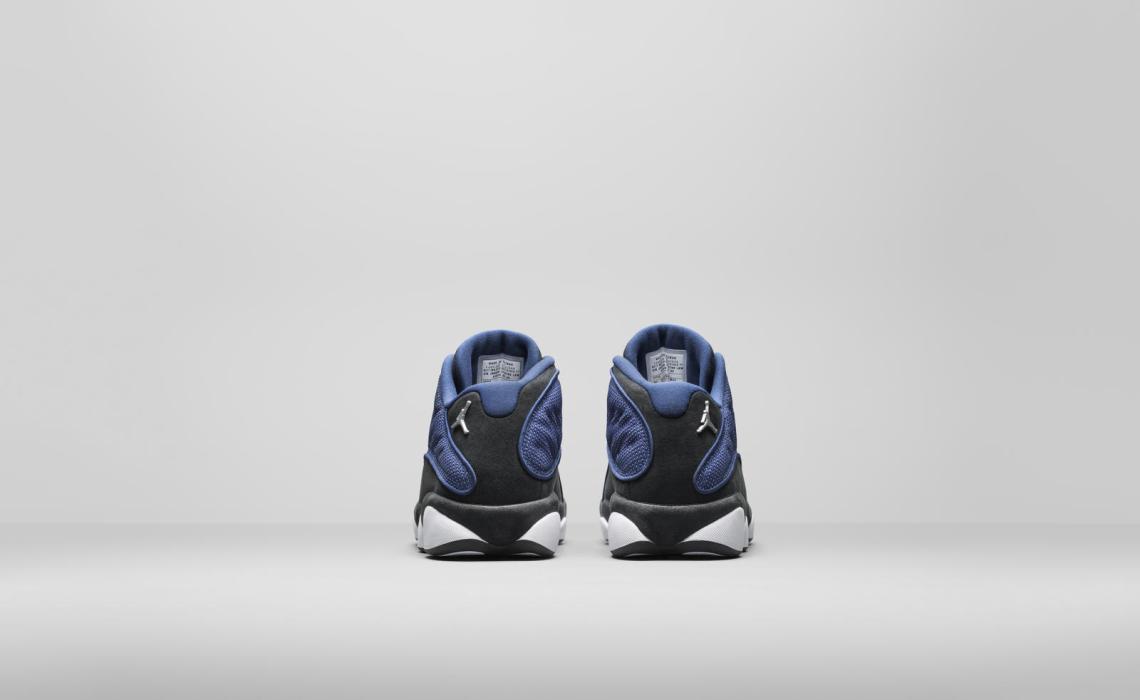 """Air Jordan 13 Low """"Brave Blue"""""""