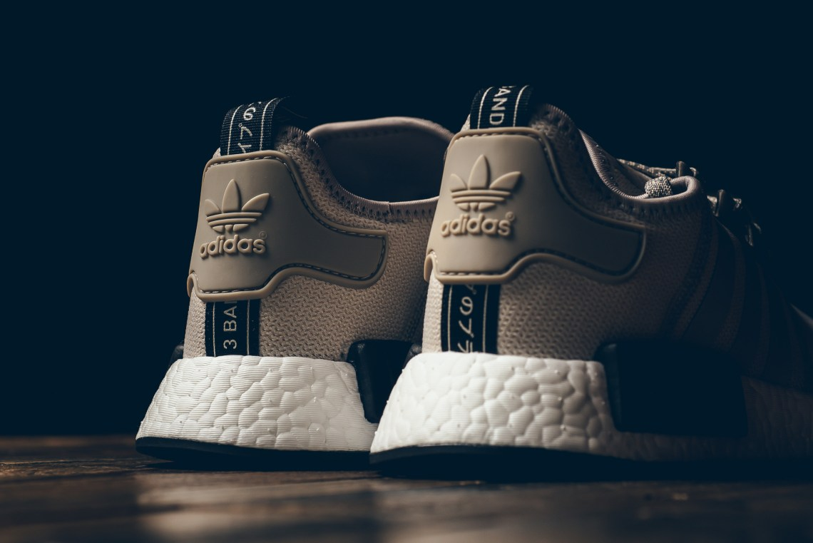 "adidas NMD R1 ""Khaki Brown"""