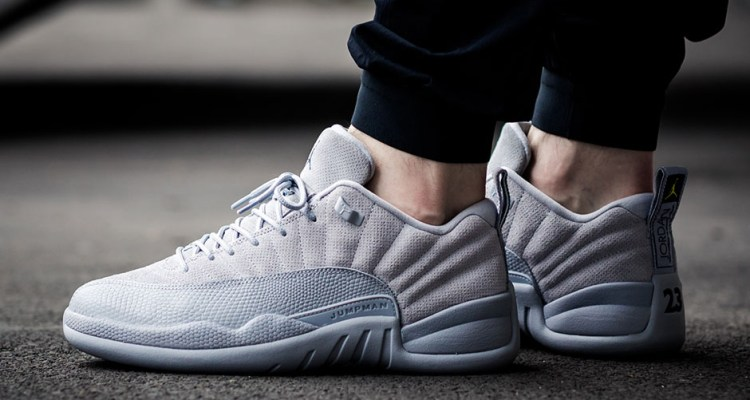 13cbc92f5b5 Air Jordan 12 Low