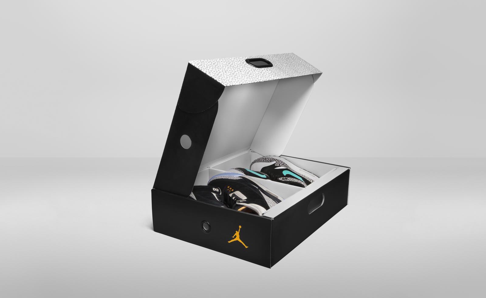 Air Jordan 3 Atmos Pack