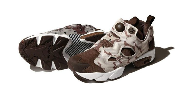BEAMS x Reebok Insta Pump Fury