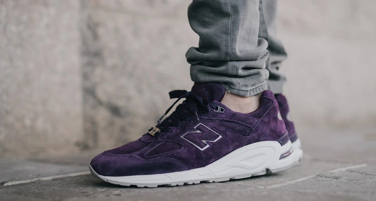 "Concepts x New Balance 990 ""Tyrian"""