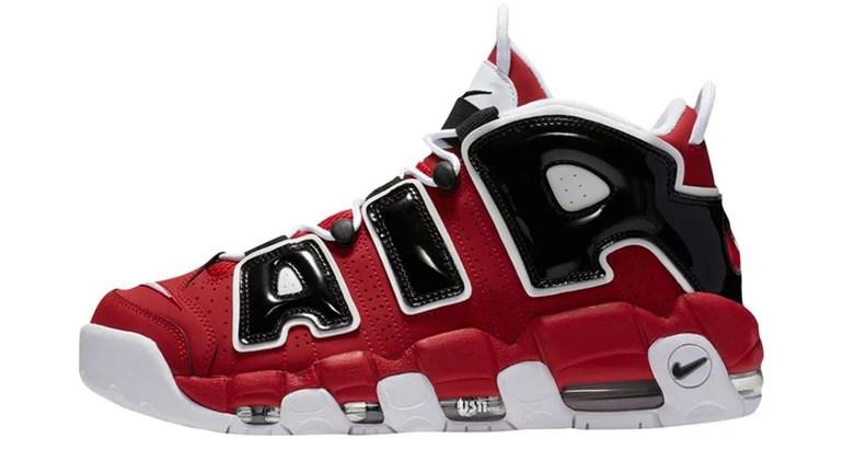 "Nike Air More Uptempo ""Bulls"""