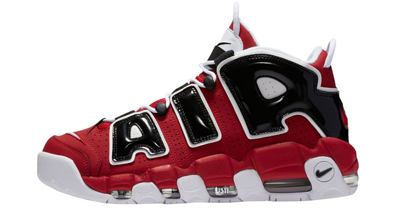 the latest 098e8 9c00f Nike Air More Uptempo