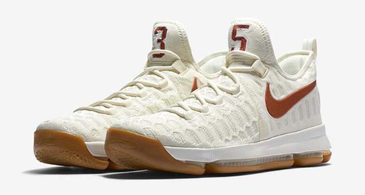 """Nike KD 9 """"Texas"""""""