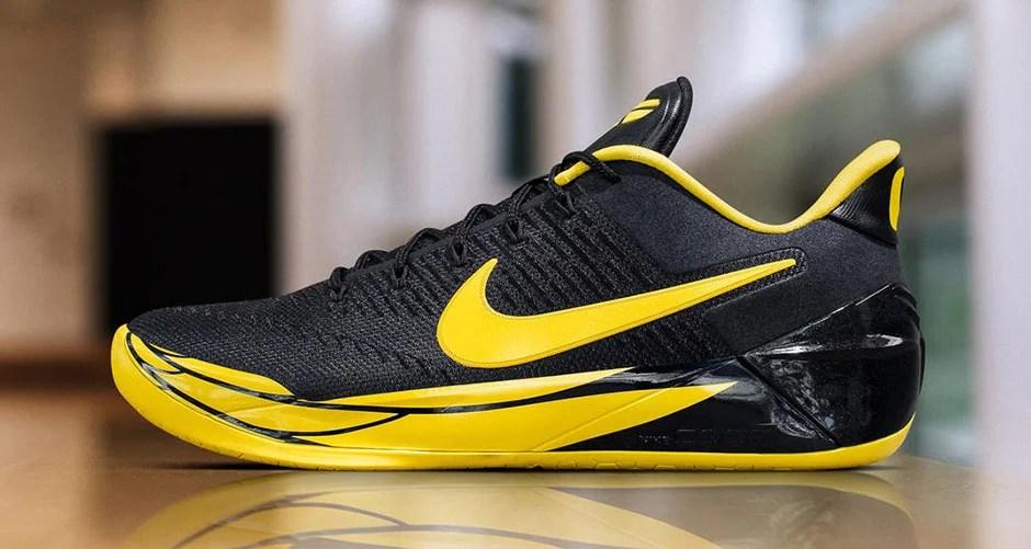 dec5daa8389 kobe bryant shoes yellow kobe shoes list