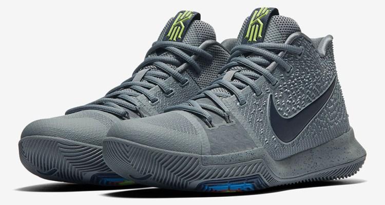 "Nike Kyrie 3 ""Cool Grey"""