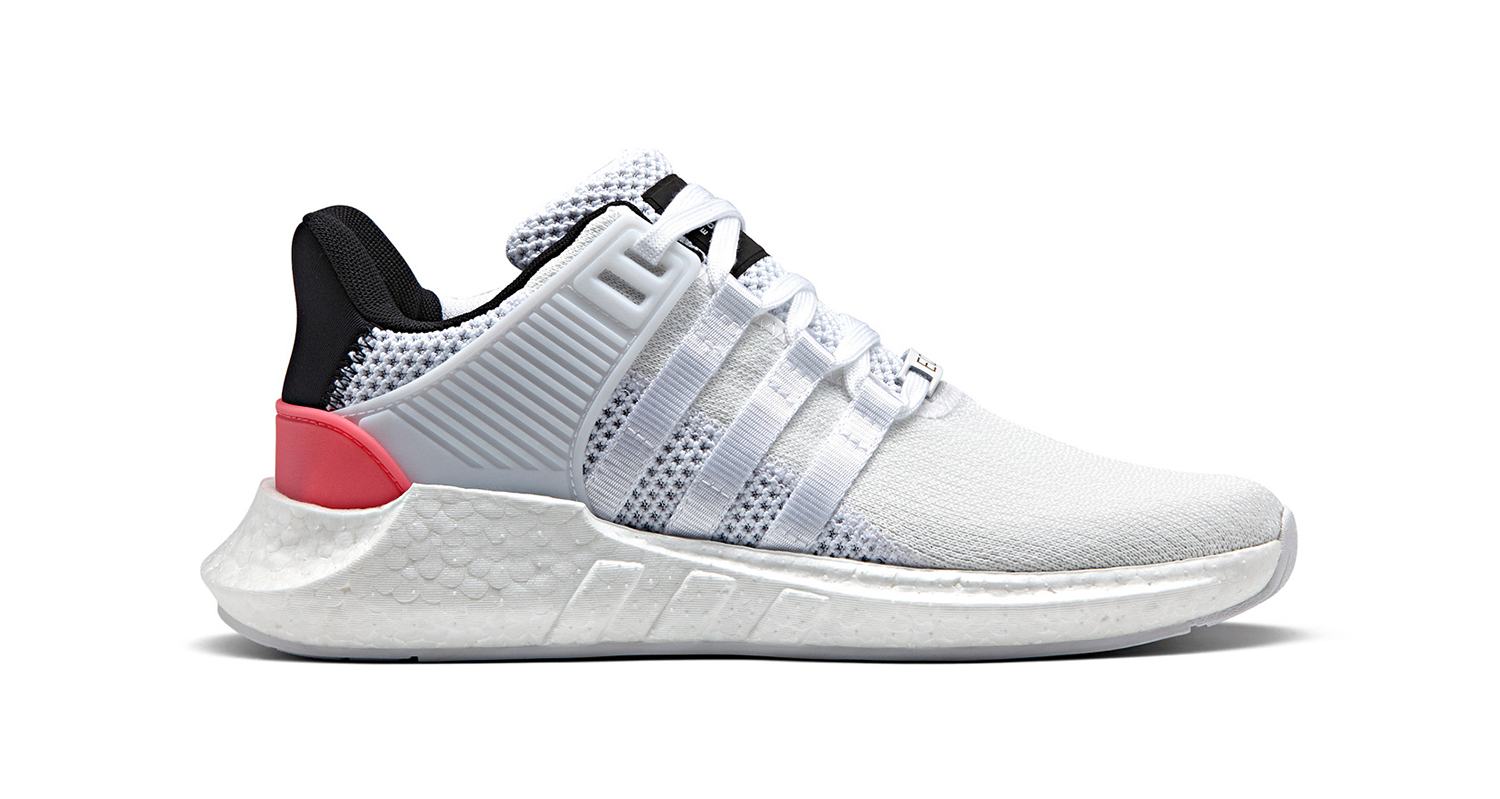 adidas eqt support 93  17 white  turbo red      release date