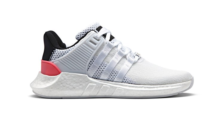 adidas EQT Support 93/17 White/Turbo Red