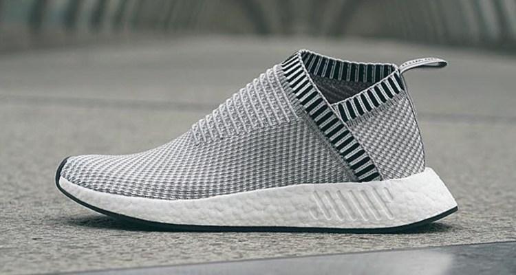 "adidas NMD City Sock 2 ""Monochrome"""