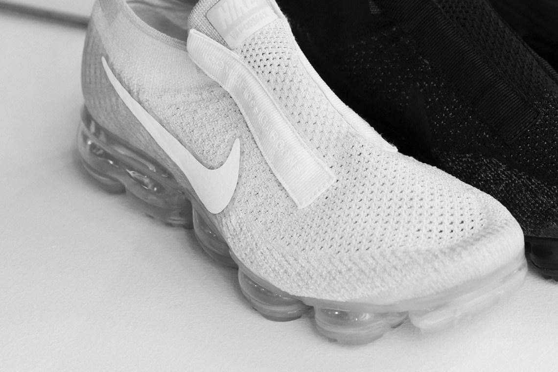 best sneakers 28760 93ef9 COMME des GARÇONS x NikeLab Vapormax COMME des GARÇONS x NikeLab Vapormax