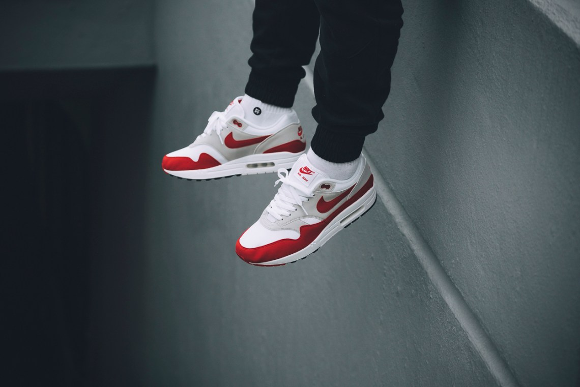 best sneakers 53514 6772f The Nike Air Max 1