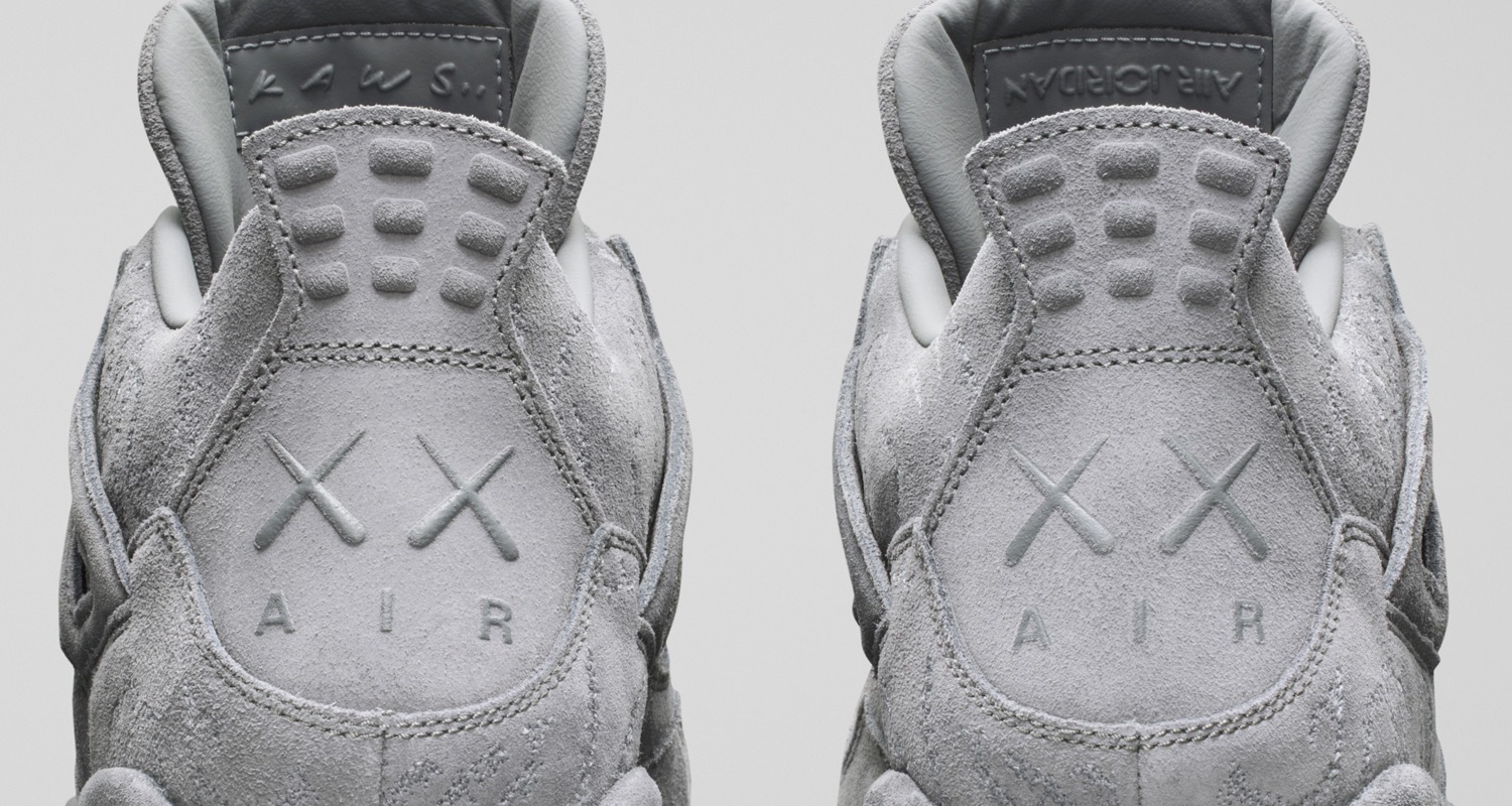 5aa1e7df449 KAWS x Air Jordan 4 Capsule Collection Gets Official Release Date ...
