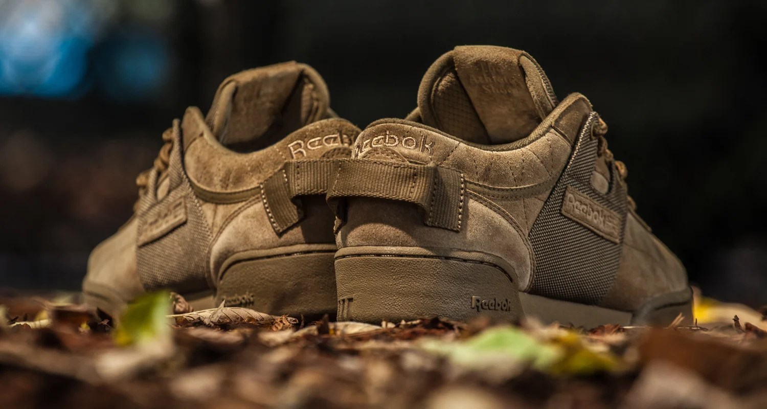 b4d2b68a63c mita Sneakers x Reebok Workout Low Clean    Release Date