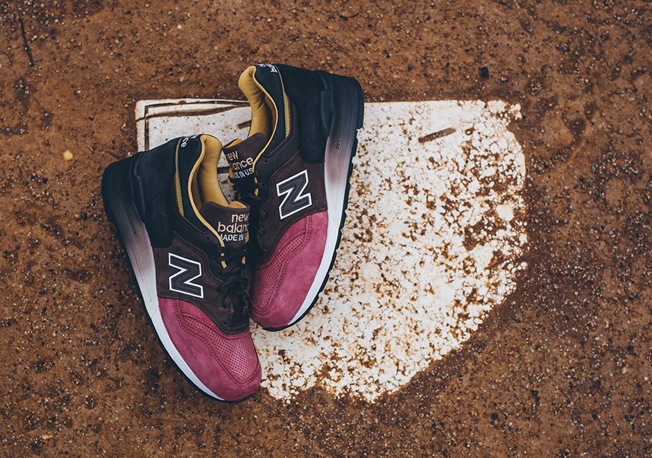 """New Balance 997 """"Home Plate"""" Pack"""