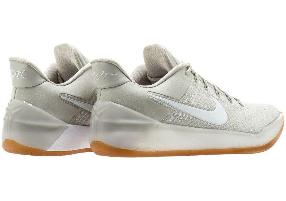 brand new 66c69 e21d8 Nike Kobe A.D. Dropping in Off-White With Gum Soles | Nice Kicks