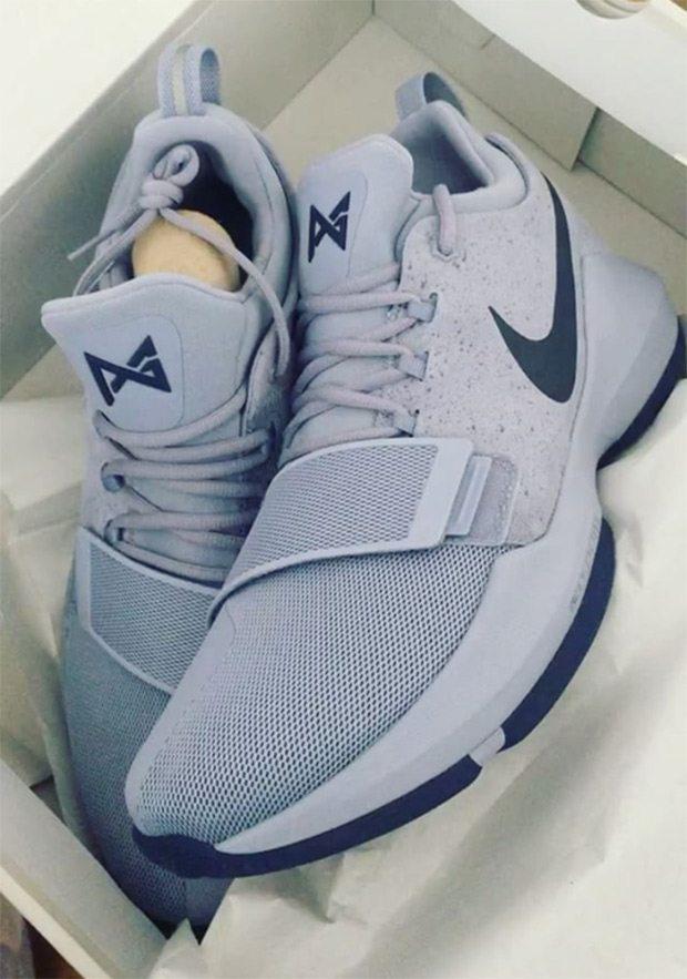 Nike PG1 Grey/Navy