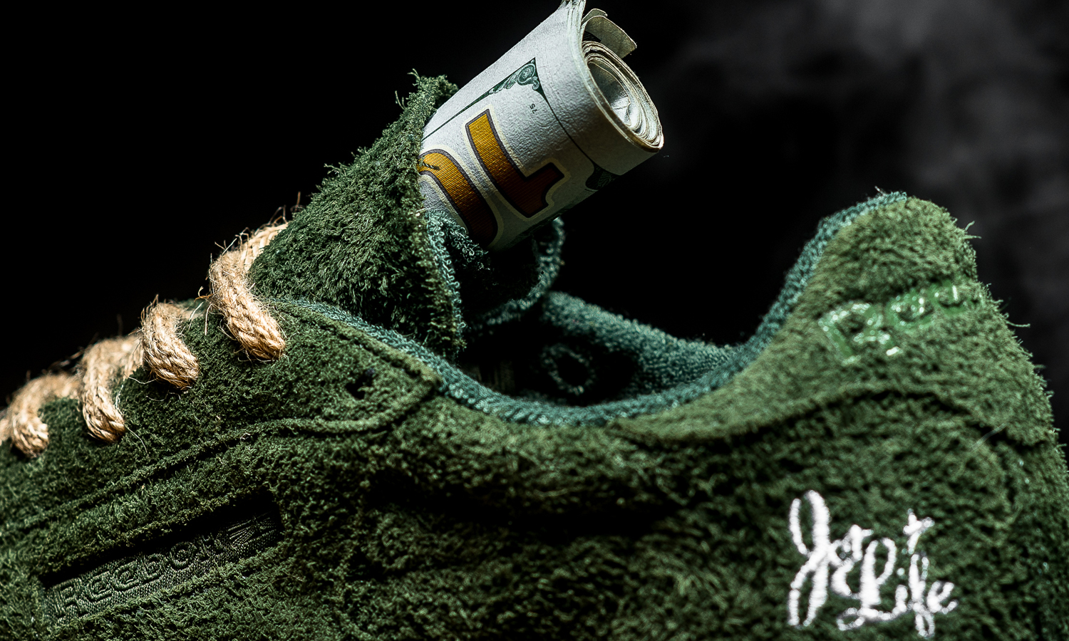 e03007d034ef74 Curren y s Jet Life x Reebok Club C 85 Collab Relaunches Tomorrow ...