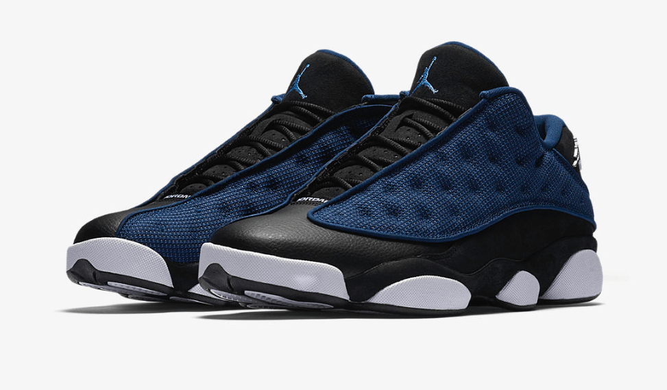 Air Jordan 13 Low 'Brave Blue'