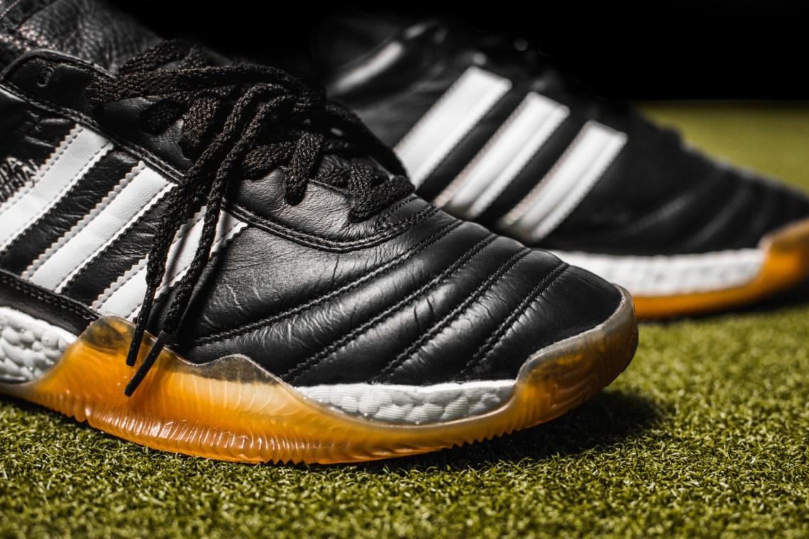 "4b28fbc63e24 The Shoe Surgeon adidas Boost ""Copa Rose"" Custom. Release Date  April 14"