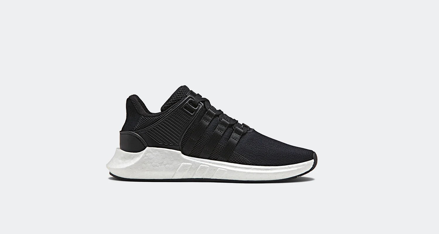 "best service a93eb 74b24 adidas Goes Luxe With EQT ""Milled Leather"" Pack"