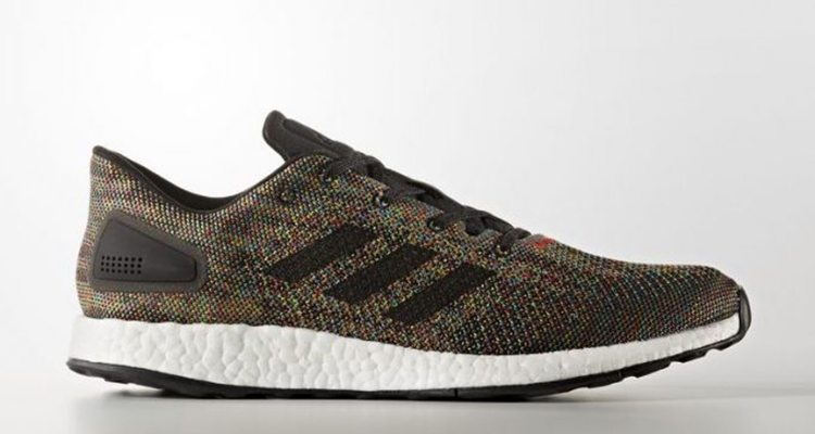 "The adidas Pure Boost DPR Gets a ""Multicolor"" Update"