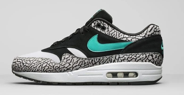 "watch 2b8f9 53563 atmos x Nike Air Max 1 ""Elephant"" Restocking at Barneys in Japan"